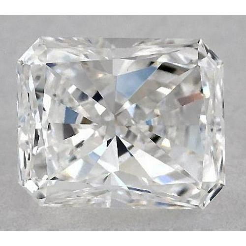 6 Carats Radiant Diamond Loose G Vvs1 Very Good Cut Diamond