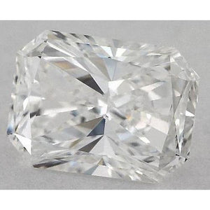 6 Carats Radiant Diamond Loose K Si1 Good Cut Diamond
