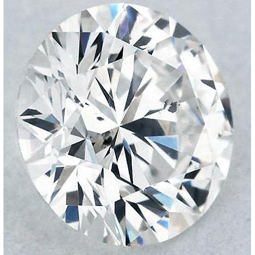 6 Carats Round Diamond F Vs1 Excellent Cut Loose Diamond