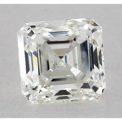 6.5 Carats Asscher Diamond Loose J Vs2 Good Cut Diamond