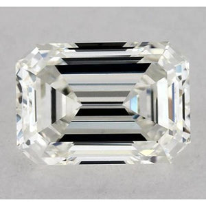 6.5 Carats Emerald Diamond Loose K Vs2 Good Cut Diamond