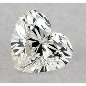 6.5 Carats Heart Diamond Loose E Vs1 Very Good Cut Diamond