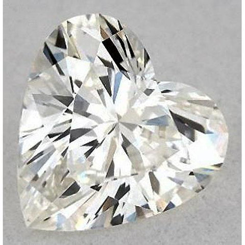 6.5 Carats Heart Diamond Loose F Vs1 Very Good Cut Diamond