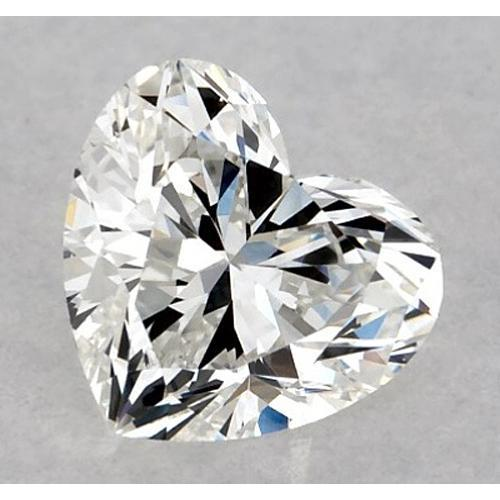 6.5 Carats Heart Diamond Loose F Vs2 Very Good Cut Diamond