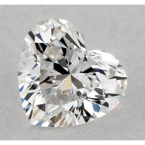 6.5 Carats Heart Diamond Loose F Vvs2 Very Good Cut Diamond