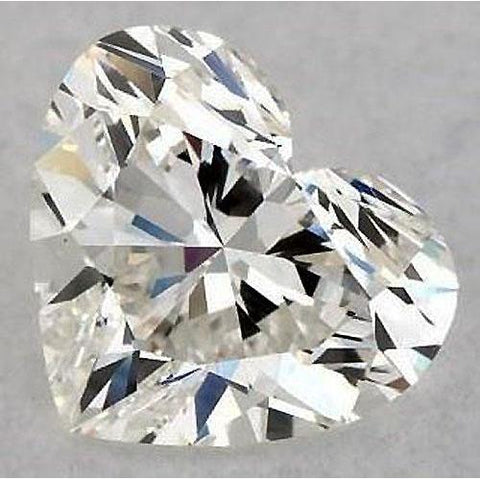 6.5 Carats Heart Diamond Loose G Vs2 Very Good Cut Diamond