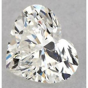 6.5 Carats Heart Diamond Loose H Vs1 Very Good Cut Diamond