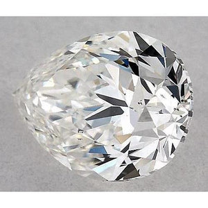 6.5 Carats Pear Diamond Loose E Vs1 Very Good Cut Diamond