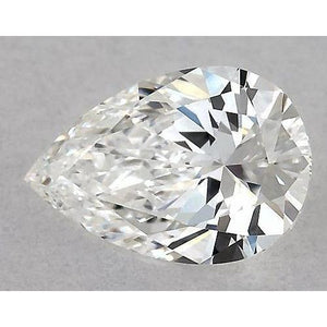 6.5 Carats Pear Diamond Loose F Vs1 Very Good Cut Diamond