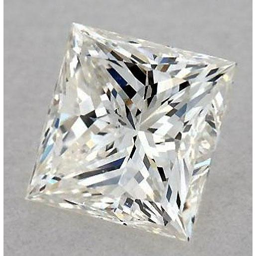 6.5 Carats Princess Diamond Loose G Si1 Very Good Cut Diamond