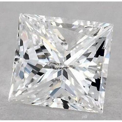 6.5 Carats Princess Diamond Loose I Vs1 Excellent Cut Diamond