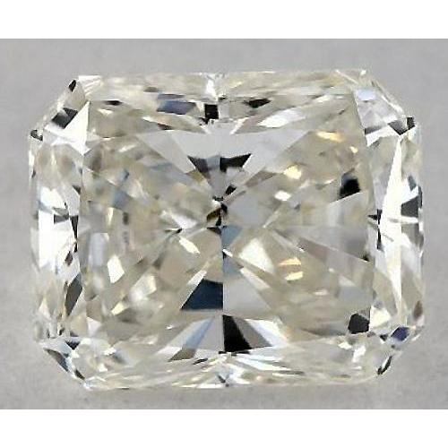 6.5 Carats Radiant Diamond Loose J Vs1 Very Good Cut Diamond