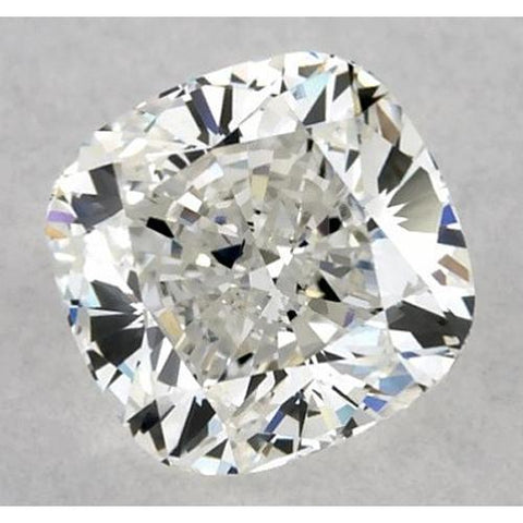 7 Carats Cushion Diamond Loose F Si1 Very Good Cut Diamond