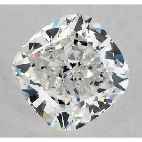 7 Carats Cushion Diamond Loose G Si1 Very Good Cut Diamond
