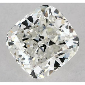 7 Carats Cushion Diamond Loose H Si1 Very Good Cut Diamond