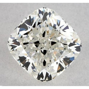 7 Carats Cushion Diamond Loose I Si1 Very Good Cut Diamond
