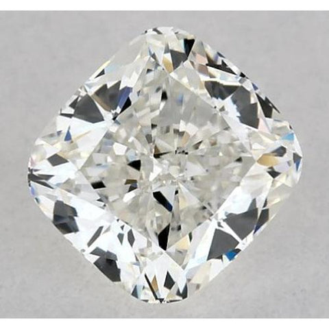 7 Carats Cushion Diamond Loose J Si1 Very Good Cut Diamond