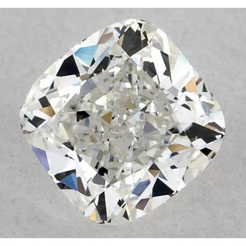 7 Carats Cushion Diamond Loose K Si1 Very Good Cut Diamond