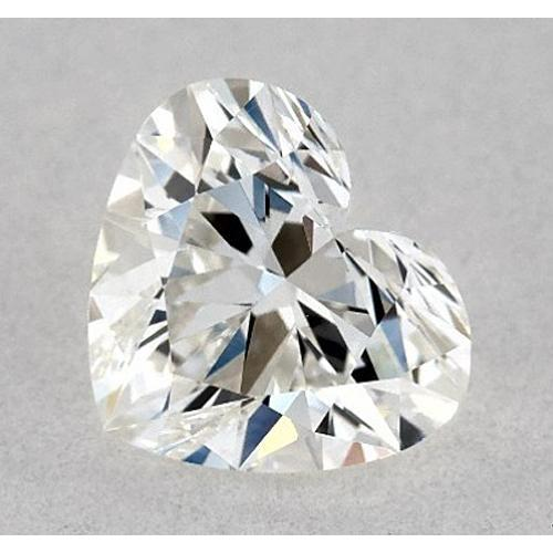 7 Carats Heart Diamond Loose D Vs1 Very Good Cut Diamond