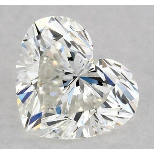 7 Carats Heart Diamond Loose D Vvs1 Very Good Cut Diamond