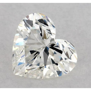 7 Carats Heart Diamond Loose F Vs1 Very Good Cut Diamond