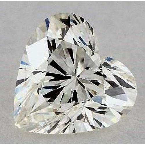 7 Carats Heart Diamond Loose F Vs2 Very Good Cut Diamond