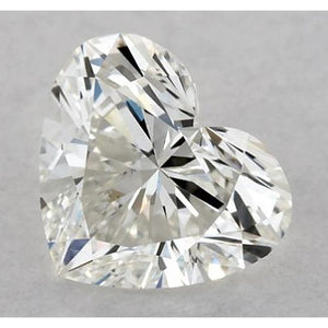 7 Carats Heart Diamond Loose F Vvs2 Very Good Cut Diamond
