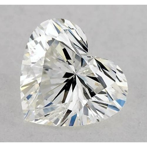 7 Carats Heart Diamond Loose H Vvs1 Very Good Cut Diamond