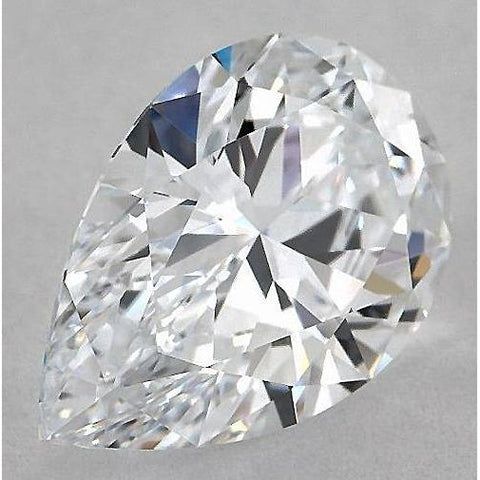 7 Carats Pear Diamond Loose D Vs1 Very Good Cut Diamond