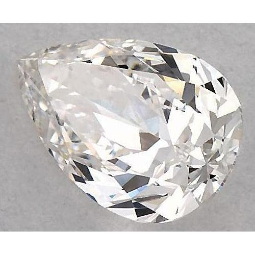 7 Carats Pear Diamond Loose D Vs2 Very Good Cut Diamond