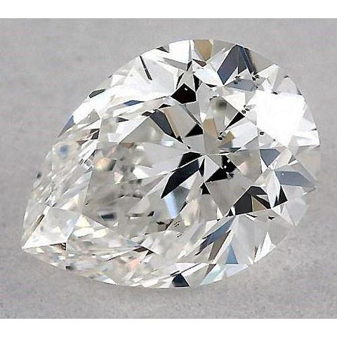 7 Carats Pear Diamond Loose E Vs1 Very Good Cut Diamond