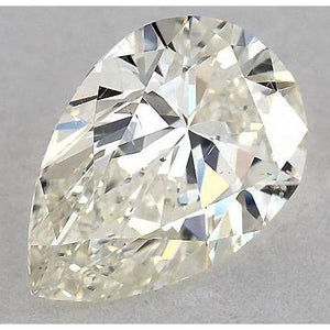 7 Carats Pear Diamond Loose G Vs1 Very Good Cut Diamond