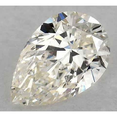 7 Carats Pear Diamond Loose K Vs1 Very Good Cut Diamond