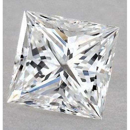 7 Carats Princess Diamond Loose J Si1 Very Good Cut Diamond