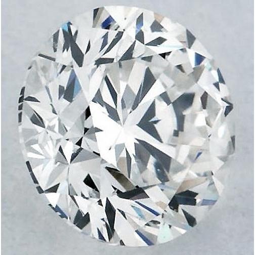 7 Carats Round Diamond F Vs2 Excellent Cut Loose Diamond