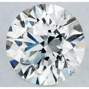 7 Carats Round Diamond H Vs2 Excellent Cut Loose Diamond