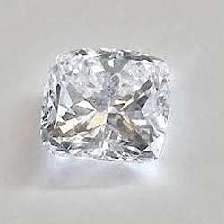 Cushion Cut G Si Natural Loose Diamond 1.75 Carats