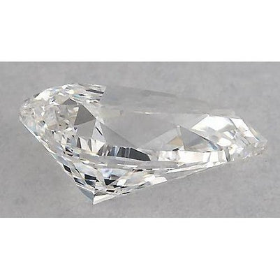 3.25 Carats Pear Diamond loose G VS2 Very Good Cut