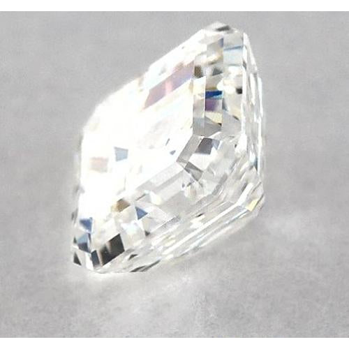 2.75 Carats Asscher Diamond loose H VS2 Good Cut