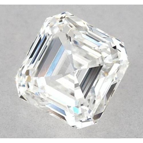 2.75 Carats Asscher Diamond loose F VS1 Very Good Cut