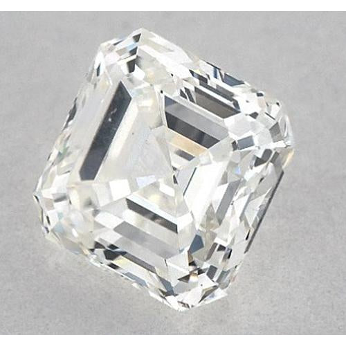 0.50 Carats Asscher Diamond loose J VS1 Very Good Cut