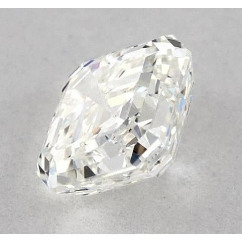 Diamond 2.25 Carats Asscher Diamond Loose G Vs2 Good Cut