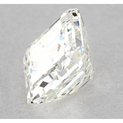 Diamond 0.75 Carats Asscher Diamond Loose H Vvs2 Very Good Cut