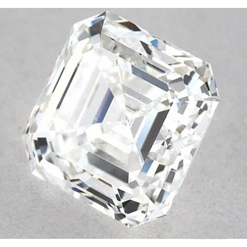 1.5 Carats Asscher Diamond loose G VVS1 Very Good Cut