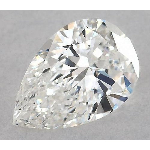 4.5 Carats Pear Diamond loose K VS1 Very Good Cut
