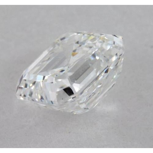 0.50 Carats Asscher Diamond loose H VVS2 Very Good Cut