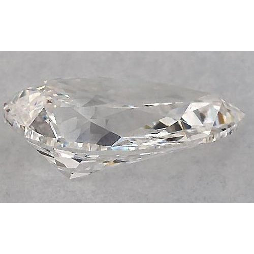 2 Carats Pear Diamond loose G VVS2 Very Good Cut