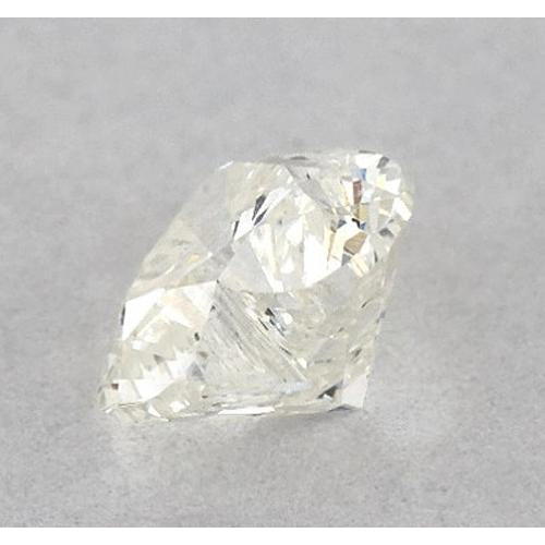Diamond 0.50 Carats Heart Diamond Loose H Vs2 Very Good Cut