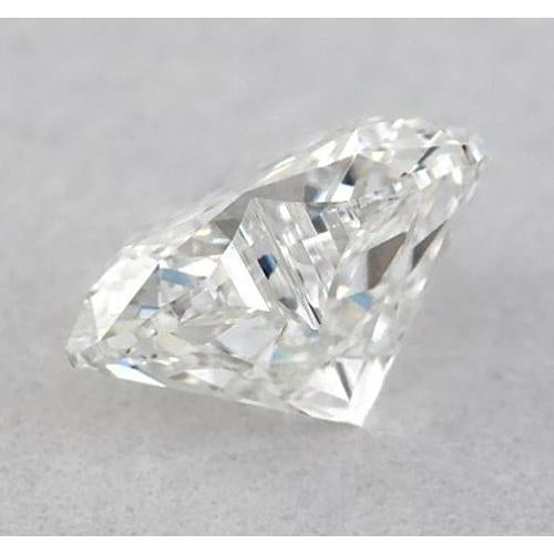 Diamond 0.50 Carats Heart Diamond Loose D Vvs2 Very Good Cut