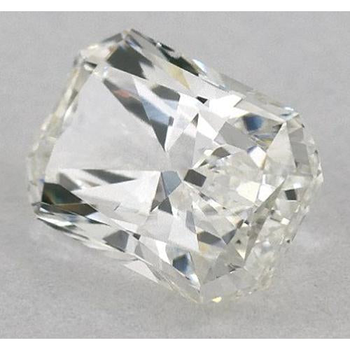3.75 Carats Radiant Diamond loose K VS1 Very Good Cut